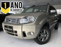 Ford EcoSport FREESTYLE 1.6 - Prata - 2010/2011