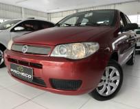 Fiat Palio elx 1.3 - Vermelha - 2005/2005
