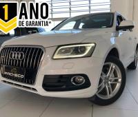 Audi Q5 2.0TFSI - Branca - 2014/2015