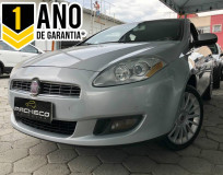 Fiat Bravo ABSOLUTE DUAL - Prata - 2012/2012