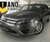 Ford Fusion SEL 2.5 16V 173cv Aut. - Cinza - 2011/2012