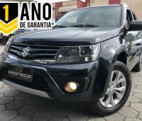 Suzuki Grand Vitara 2.0 2WD - Preta - 2013/2013