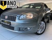 Fiat Linea essence 1.8 - Cinza - 2012/2013