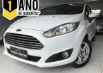 Ford Fiesta HA 1.5L SE - Branca - 2014/2014