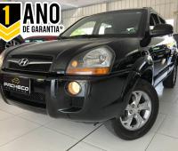 Hyundai Tucson 2.0 GLS - Preta - 2015/2016