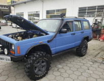 Jeep Cherokee sport - Azul - 1997/1997