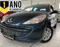 Peugeot 207 1.4 XR - Azul - 2011/2012