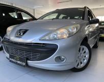 Peugeot 207 SW 1.6 XS - Prata - 2008/2009