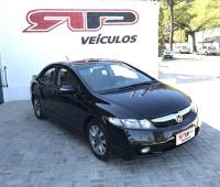 Civic Sed. LXL/ LXL SE 1.8 Flex 16V Aut.