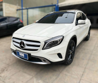 Mercedes-Benz Gla 250 Gla 250 - Branca - 2016/2016
