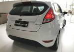 Imagem 2 - Ford Fiesta HA 1.5L SE - Branca - 2014/2014