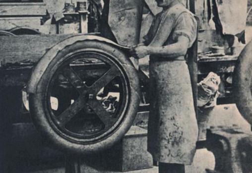 História do pneu