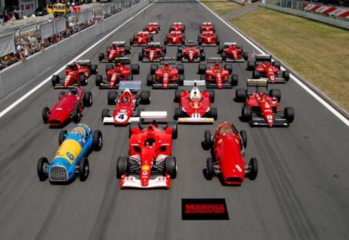 Curiosidades sobre a Formula 1