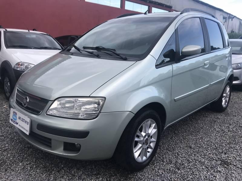 Fiat idea elx 1 4 8v florian polis boom ve culos for Ficha tecnica fiat idea elx 1 4